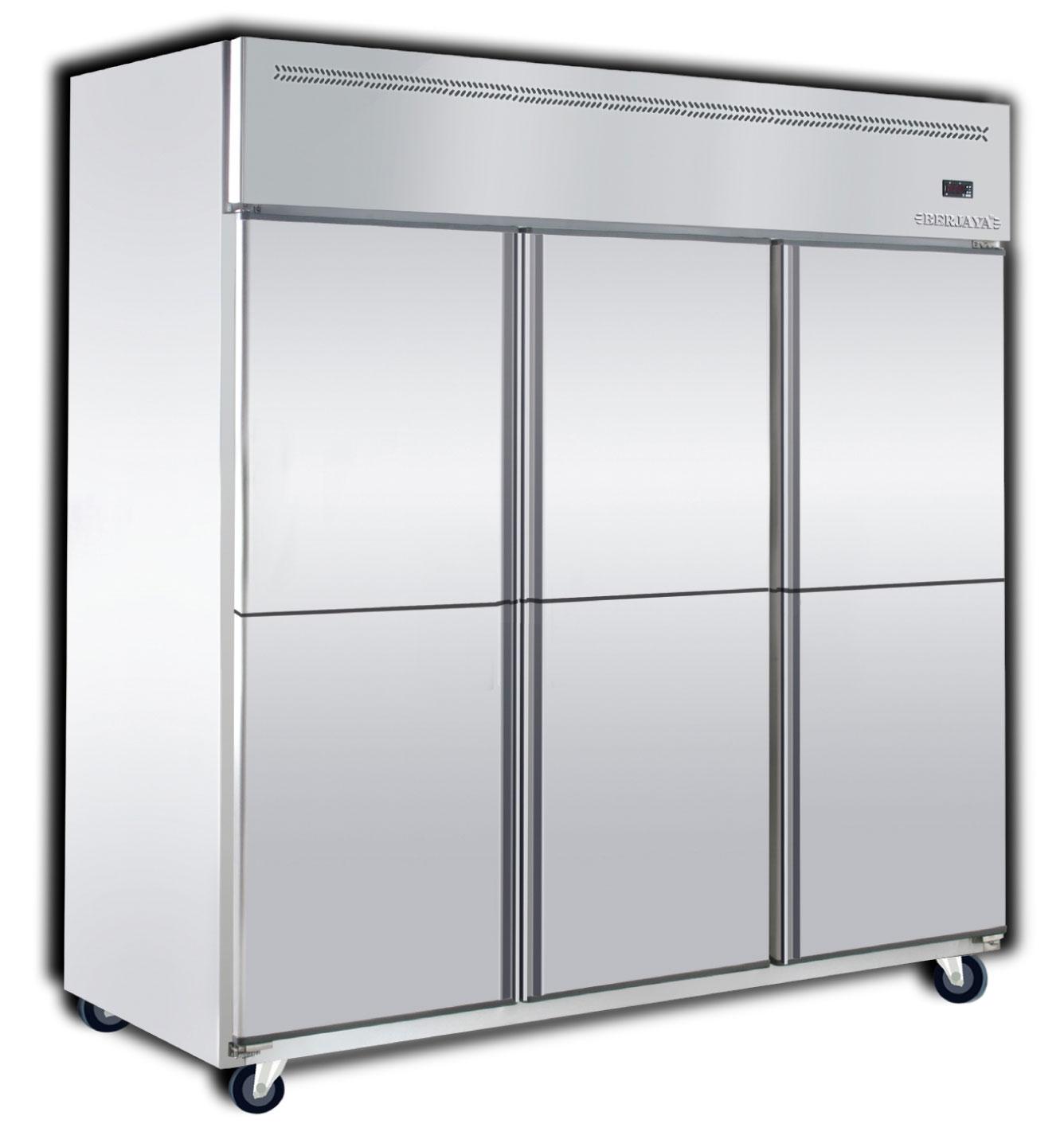 6duf 6 door upright freezer - Upright Freezers